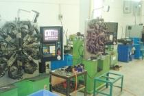 弹簧生产设备